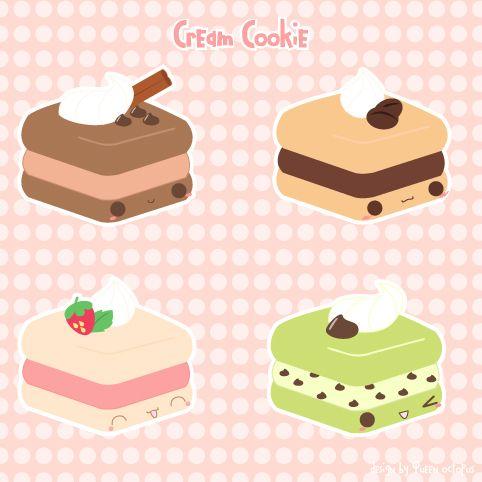 cookie cream by CrazyLleH.deviantart.com on @deviantART
