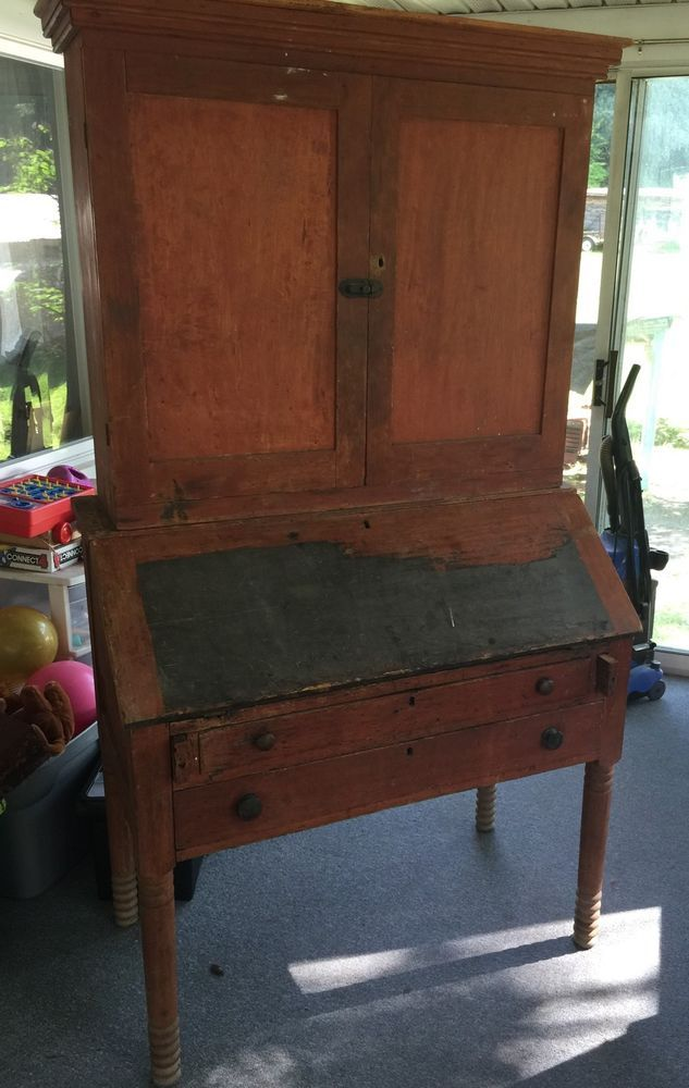 1800's Plantation Desk - 1800's Plantation Desk Furniture Pinterest Desks, Antique