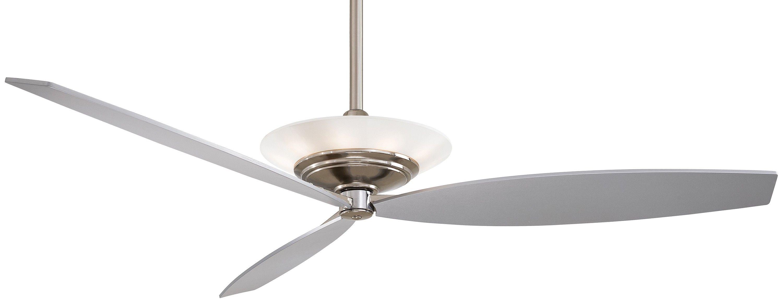 60 Ceiling Fan Contemporary Nickel Modern Ceiling Fan 60 Ceiling Fan Minka Aire Ceiling Fan