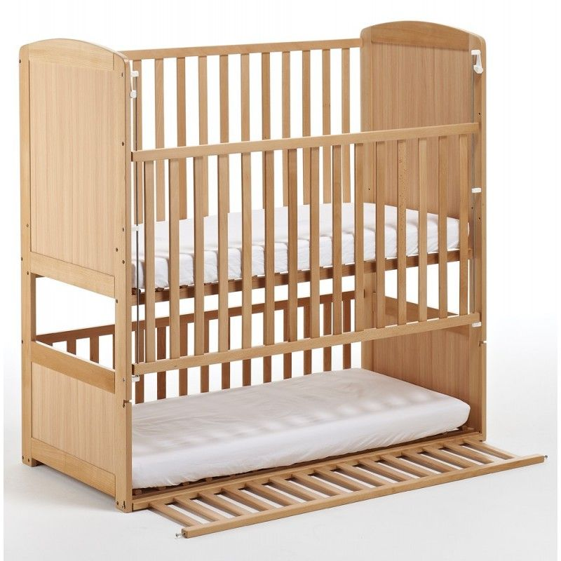 The Bunk Cot Convertible Beechwood New Twin CotsNursery Room IdeasCot BeddingBunk