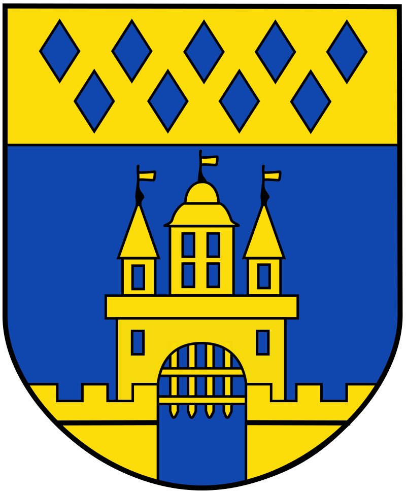 De Steinfurt Coa Steinfurt Wikipedia In 2020 Coat Of Arms Heraldry Vault Boy