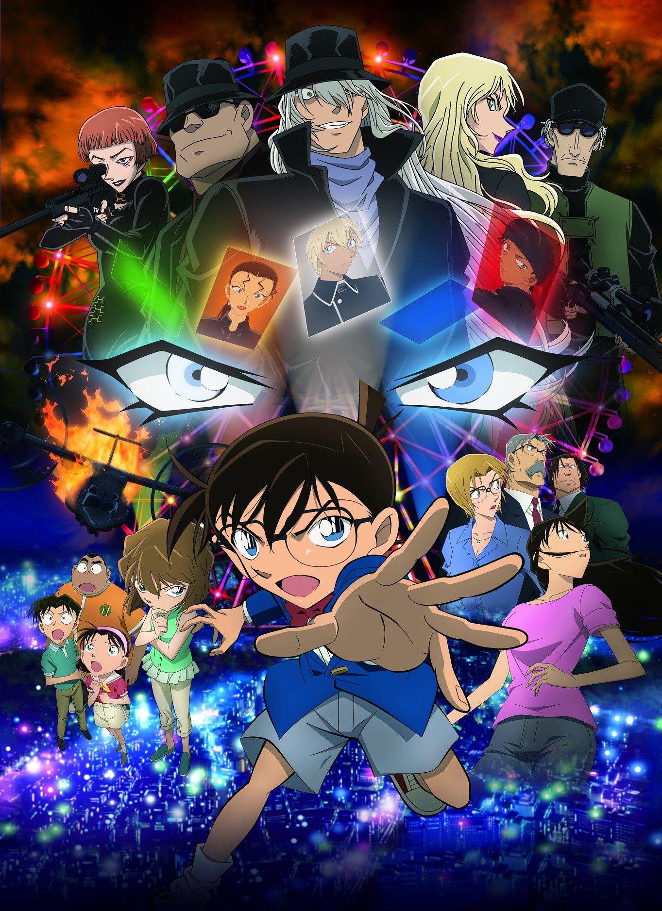 Pin de Garoxque en Detektif Conan & Magic Kaito en 2020