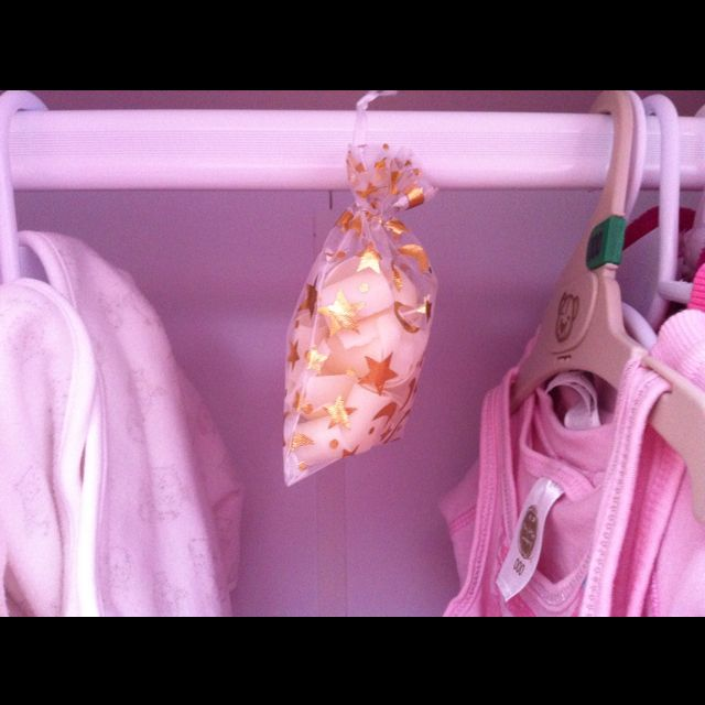 To Help Keep Clothes Smelling Fresh I Bought A Few Bars Of Scented Soap Shaved It With Potato Ler Put In Decorative Organza Bags That Ve Hung