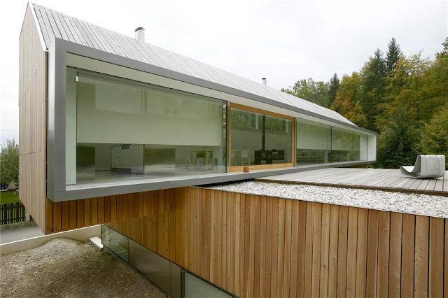 Casa B, by Bevk Perovic - Slovenia