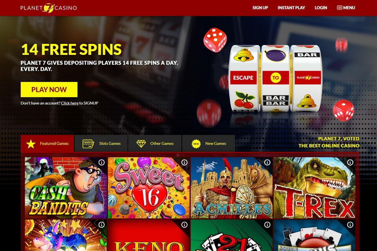 Planet Casino Online