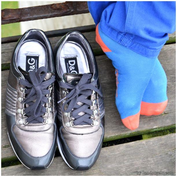 Zapatillas para hombres by Dolce&Gabbana. Más detalles en landoigelo.com