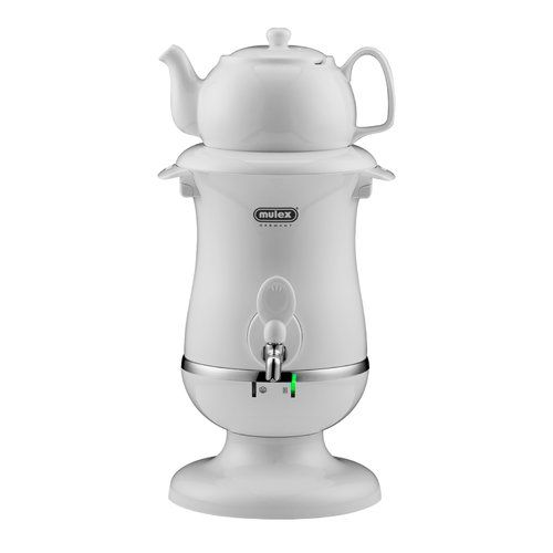 Electric kettle MadeInGermany 3Liter Mulex Electric Samovar With Ceramic Teapot