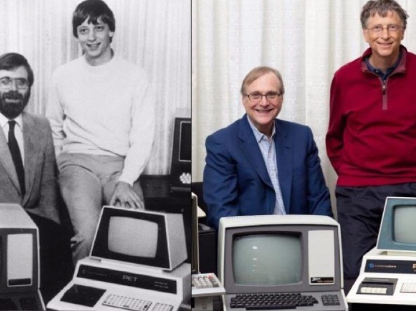"""Bill Gates is regarded as one of the most successful men in the world but most don't acknowledge that he didn't take his first steps alone.  The name Microsoft"""" and key knowledge needed to start the company came from co-founder Paul Allen Gates friend and fellow computer enthusiast since the two were in high school. Without each others support their venture might not have resulted in the multi-billion dollar 41 year old tech giant we know today.  If you want to go fast go alone. Maybe if you…"""