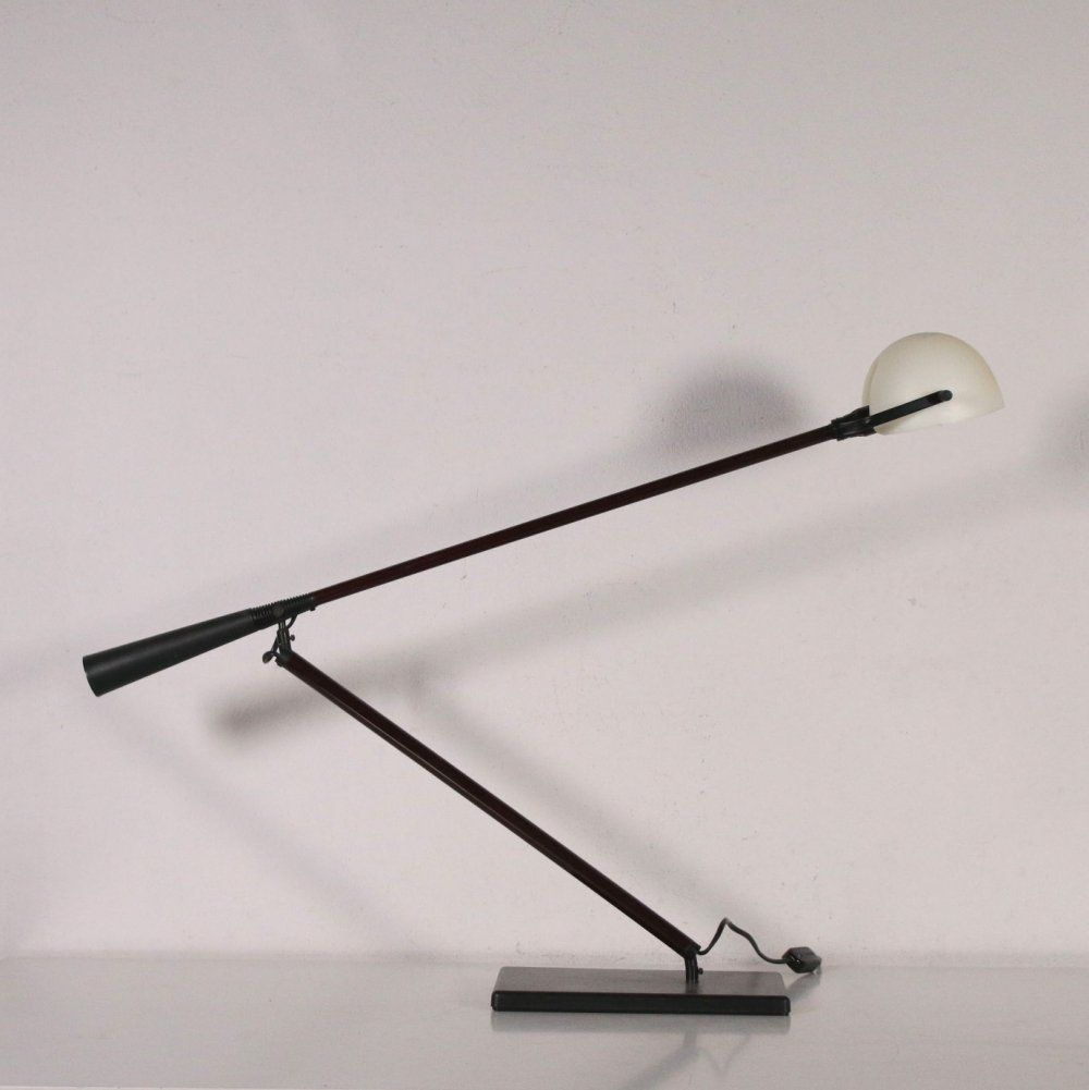 For Sale Vintage Desk Lamp By Paolo Rizzatto For Arteluce Vintage Desk Desk Lamp Lamp