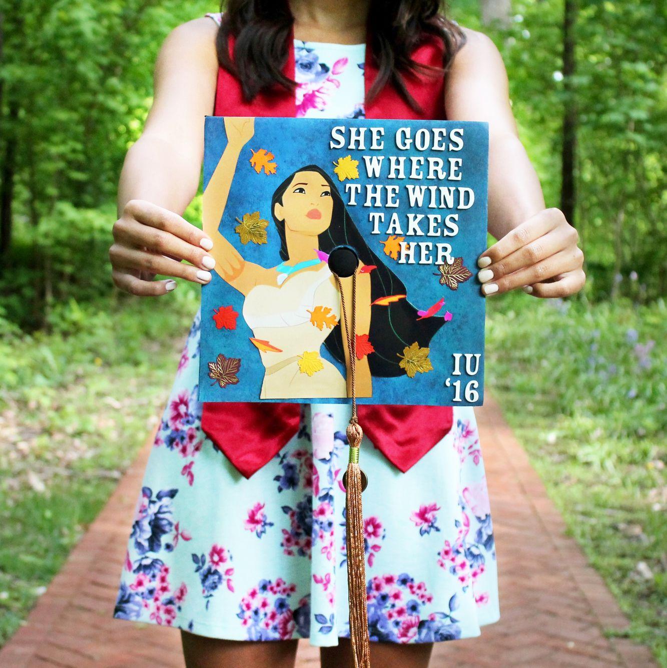 Wondrous Gown Photo Pic Graduation Cap Quotes 2018 Good Graduation Cap Quotes Gown Photo Pic Pocahontas Quotes Graduation Cap Pocahontas Quotes Graduation Cap
