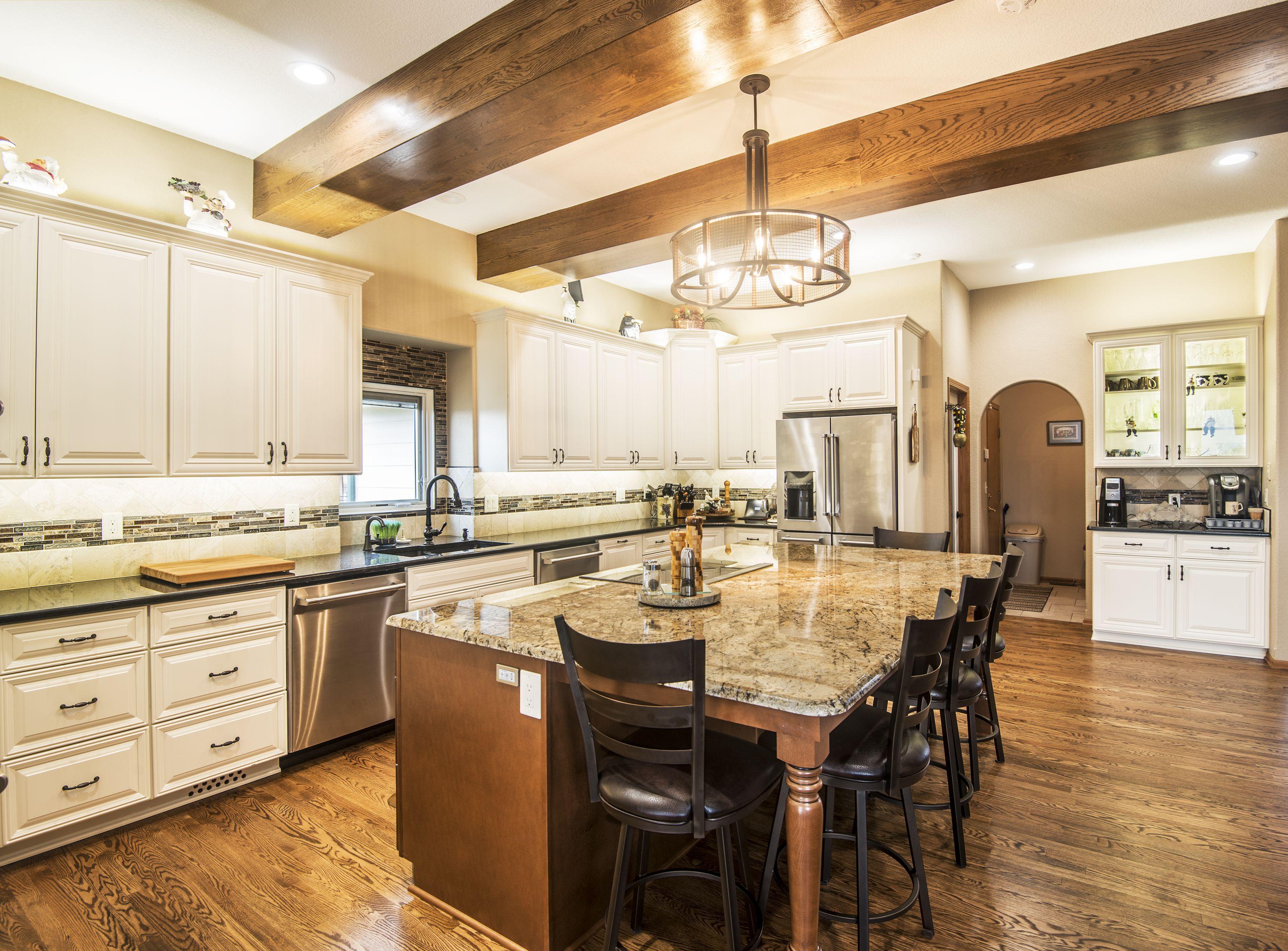 Kitchen Tune Up Wichita Ks New Cabinets In 2020 Custom Cabinets Cool Kitchens Beautiful Kitchens