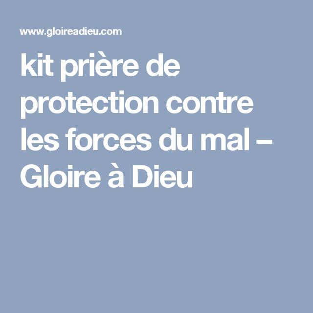Kit Priere De Protection Contre Les Forces Du Mal Gloire A Dieu Ange Gardien Gardien Pierre De Protection