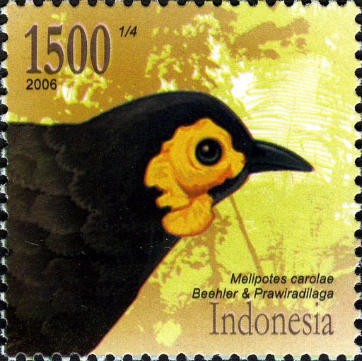 Postage stamp - Indonesia