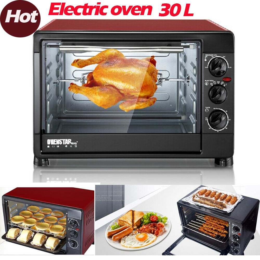 Find More Ovens Information about New Toaster Oven Electric Kitchen ...