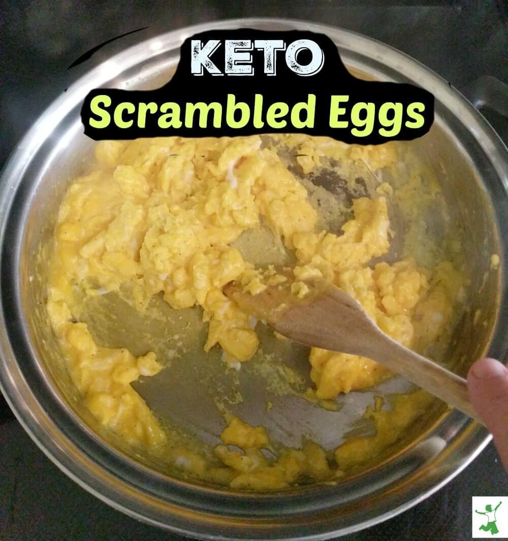 Fluffy Scrambled Eggs Recipe Made With No Milk Healthy Home Recipe Scrambled Eggs Recipe Recipes Scrambled Eggs