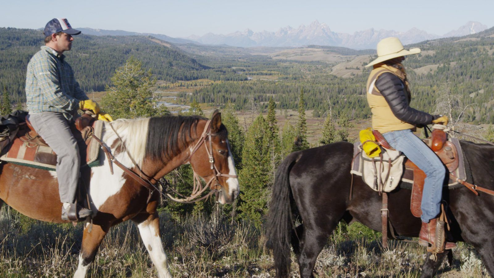 Turpin Meadow Ranch is a luxury dude ranch in Wyoming near Jackson Hole, featuring outdoor activities, cozy cabins, upscale amenities and on site dining.