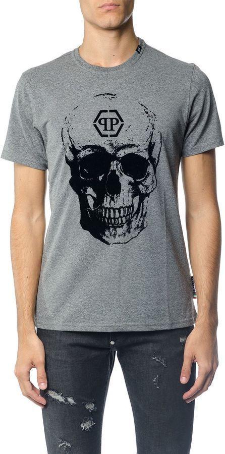 Philipp Plein T-shirt Round Neck Ss  alter    Products   Philipp ... 78891284d4
