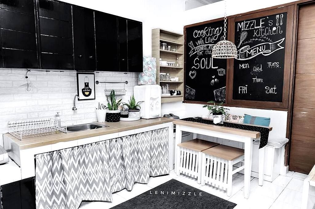 35 Desain Dapur Minimalis Sederhana dan Modern Terbaru 2017