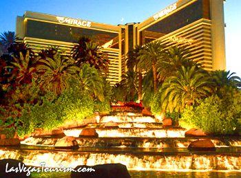 The Magnificent Mirage Las Vegas