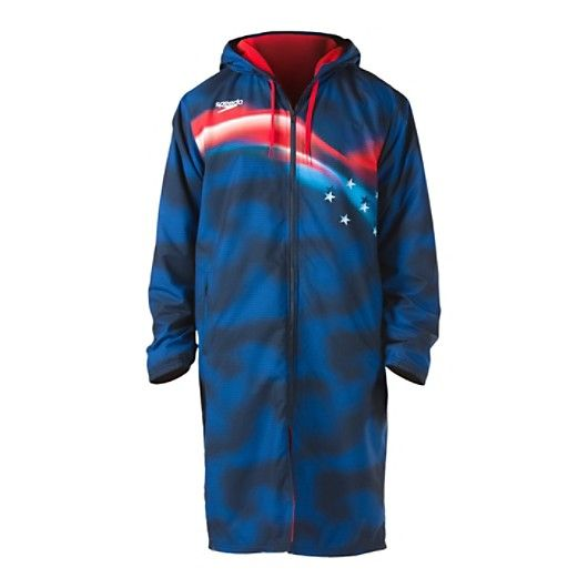 Image for Unisex Athlete Parka from Speedo USA | ·swim suits ...