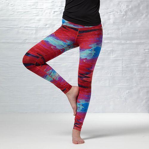 0088791da69df Reebok - Make Your Own Yoga Glitch Legging | Dream closet ...