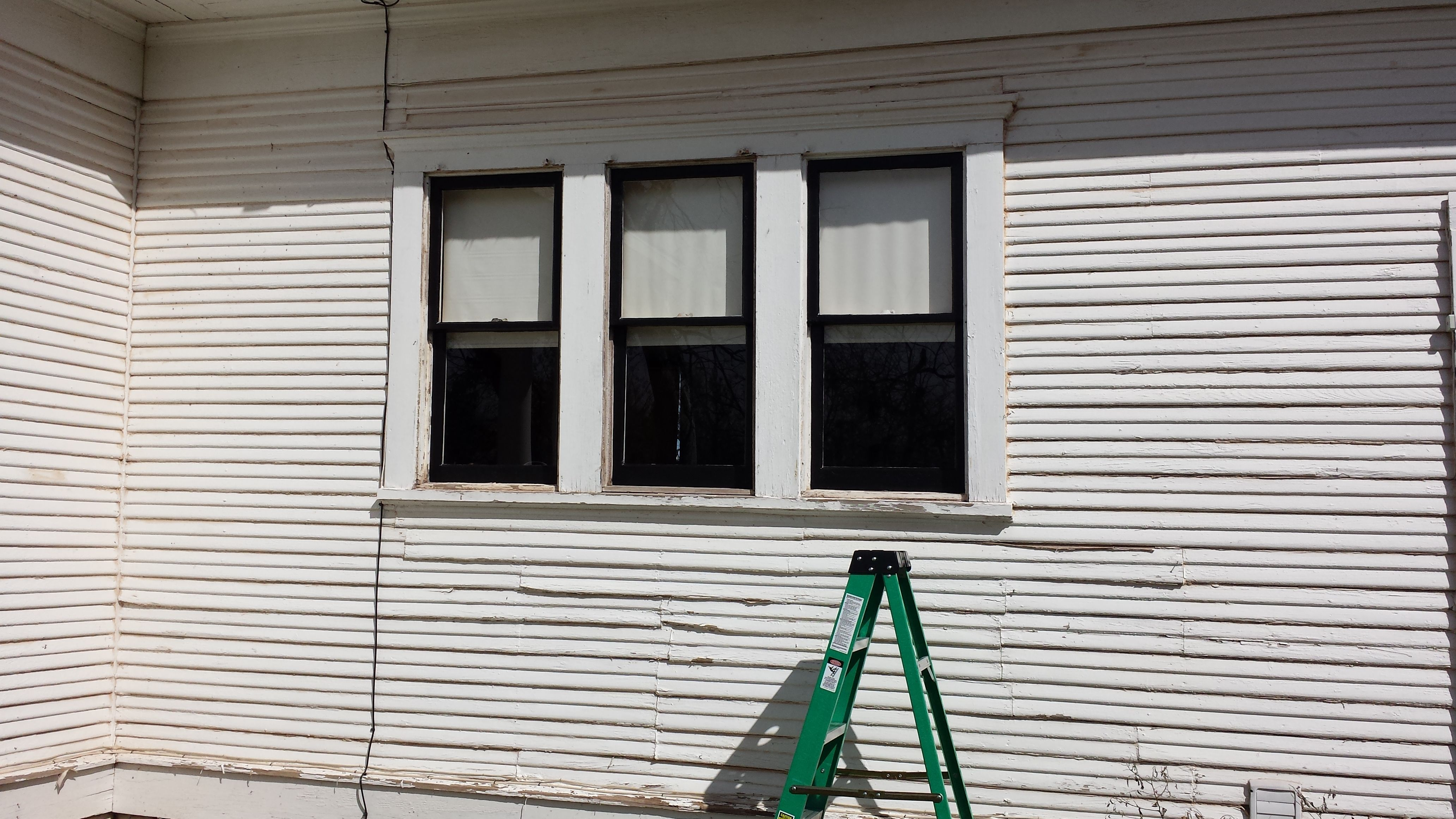 Here the windows are now restored.