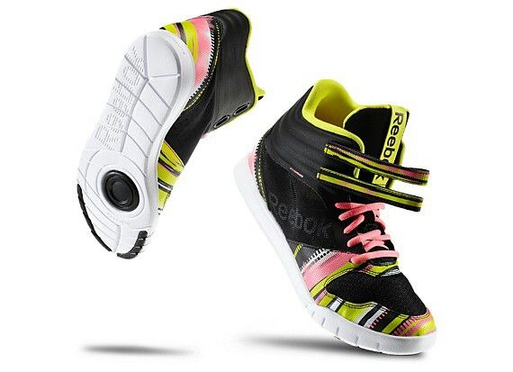 My new zumba shoes ♥ summer colors ! Reebok dance !  ddf523727ad