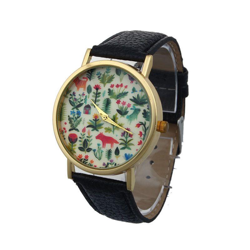 Montres tendance les montres fantaisie femme tendance prix mini montres montrestendance for Horloge originale pas cher