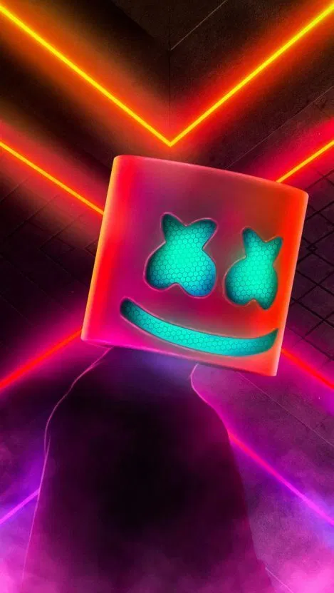 Marshmello iPhone Wallpaper Free Free PIK PSD Iphone