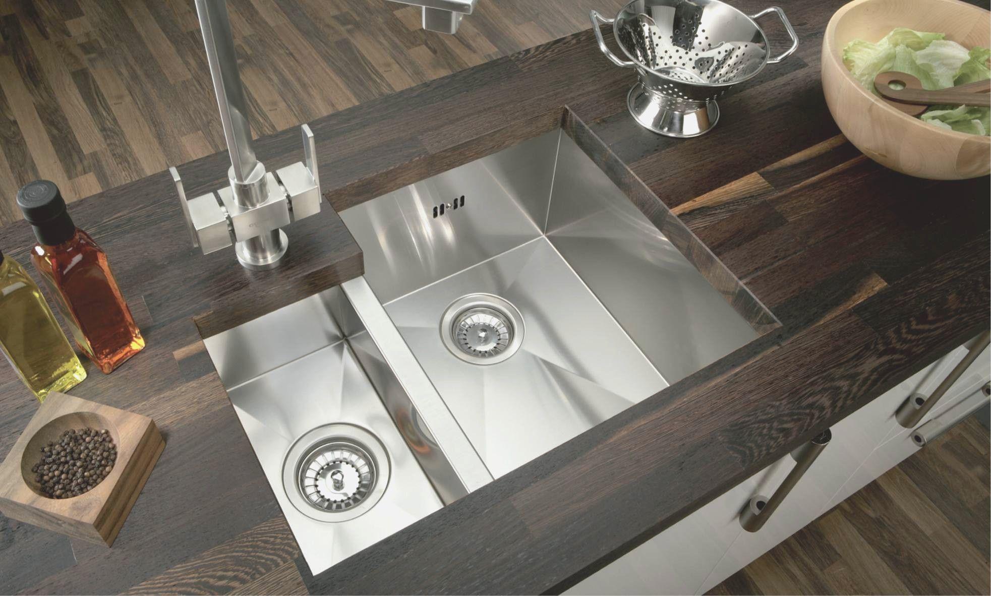 Stainless Steel Undermount Kitchen Sinks - 25 inch stainless steel ...