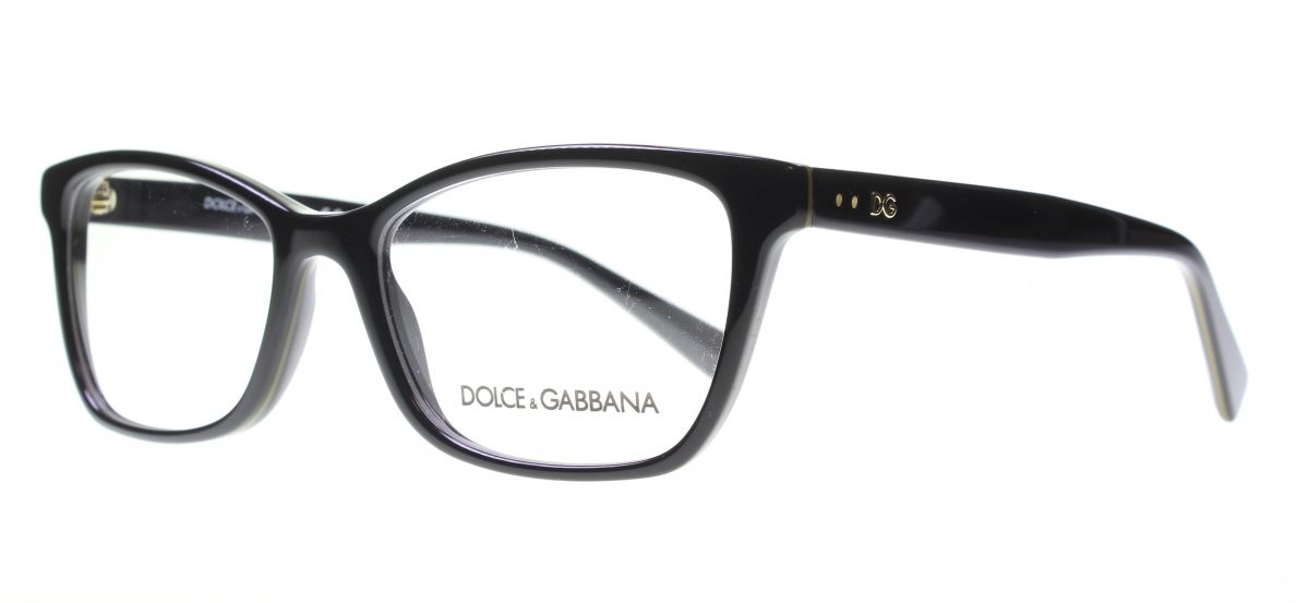 Dolce & Gabbana Frames keeps true to the spirit, by being straight ...