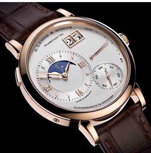 Such a classic timepiece