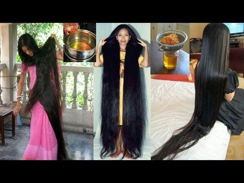 Astuce pour faire pousser les cheveux naturellement