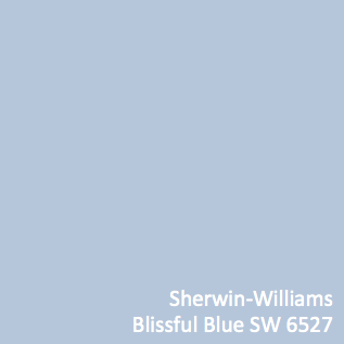 Sherwin-Williams Blissful Blue (SW 6527) | HGTV HOME™ by Sherwin