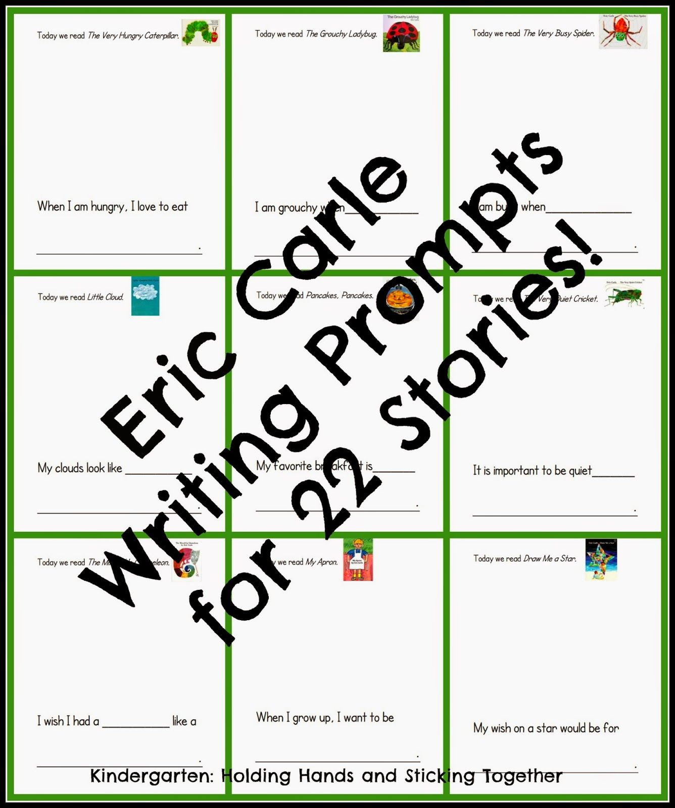 Eric Carle And Lots Of Freebies