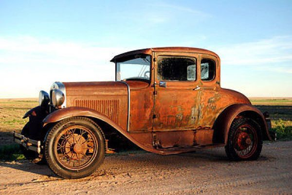 Ford : Model A Five Window  1927 28 29 30 31  Model A Ford Coupe Five Window Rare Barn Find rat rod hot rod - http://www.legendaryfind.com/carsforsale/ford-model-a-five-window-1927-28-29-30-31-model-a-ford-coupe-five-window-rare-barn-find-rat-rod-hot-rod/