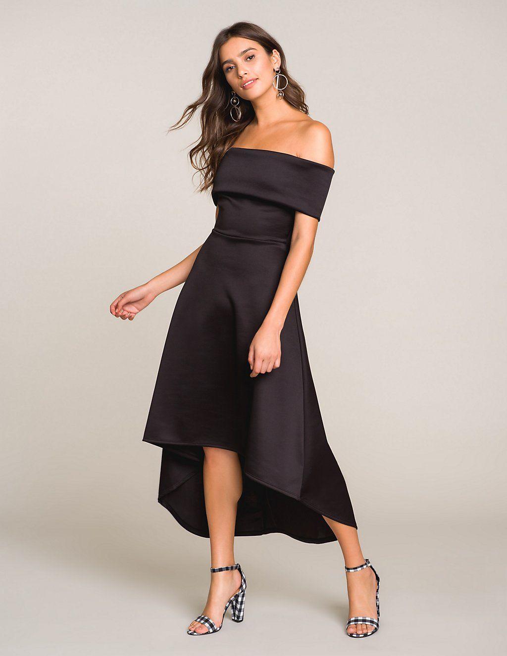 Off The Shoulder High Low Dress Charlotte Russe Dresses Hi Low Dresses Fashion [ 1326 x 1024 Pixel ]