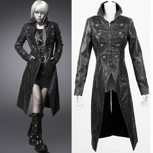 Goth jacket love it! | Fashion, Gothic outfits, Gothic fashion