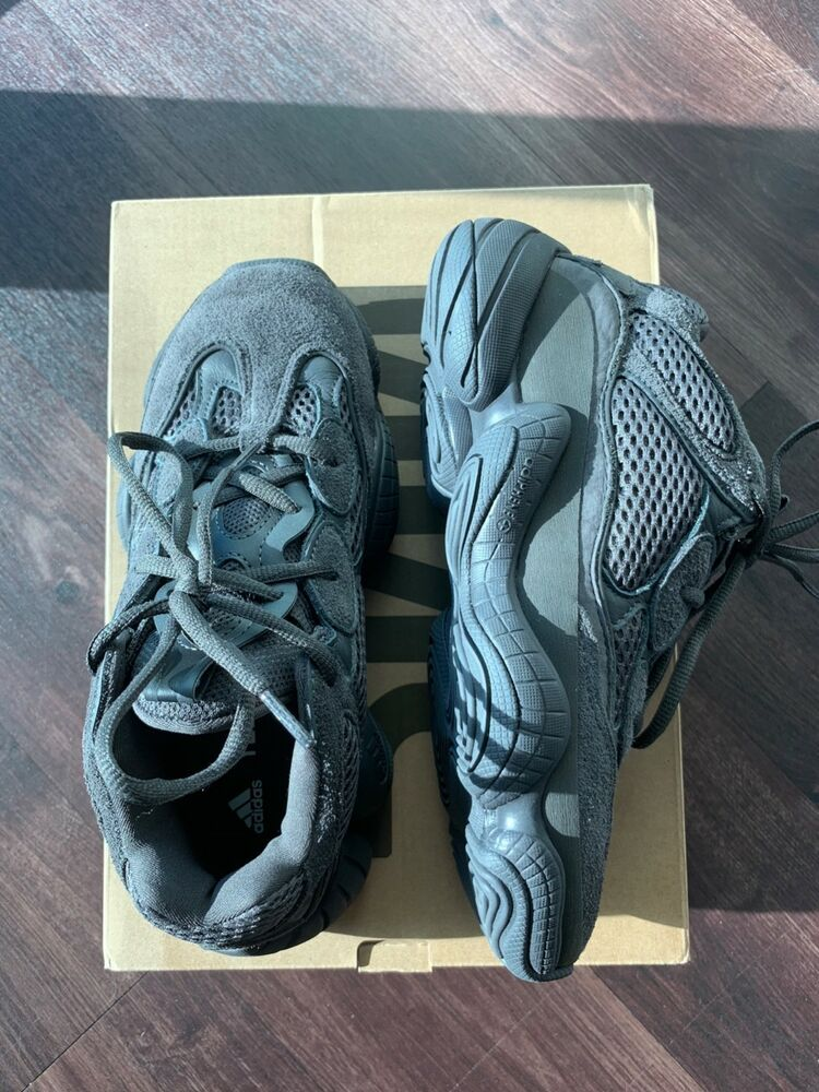 1ad1061cae2b6 Adidas Yeezy 500 Utility Black Size US 6 - UK 4 New in very good condition.   fashion  clothing  shoes  accessories  mensshoes  athleticshoes (ebay link)
