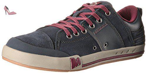 Ecco Calgary, Chaussures Multisport Outdoor Homme - Marron (birch/licorice59496), 44 EU
