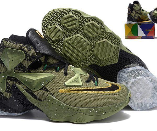 Mens Nike Lebron 13 Basketball Shoes All Star