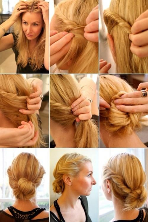 Diy Your Step By Step For The Best Cute And Creative Hairstyles For Women Hair Styles Womens Hairstyles Hair Beauty