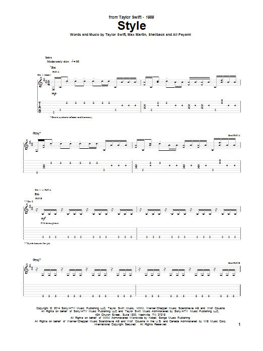 Bilderesultat for taylor swift  guitar chords