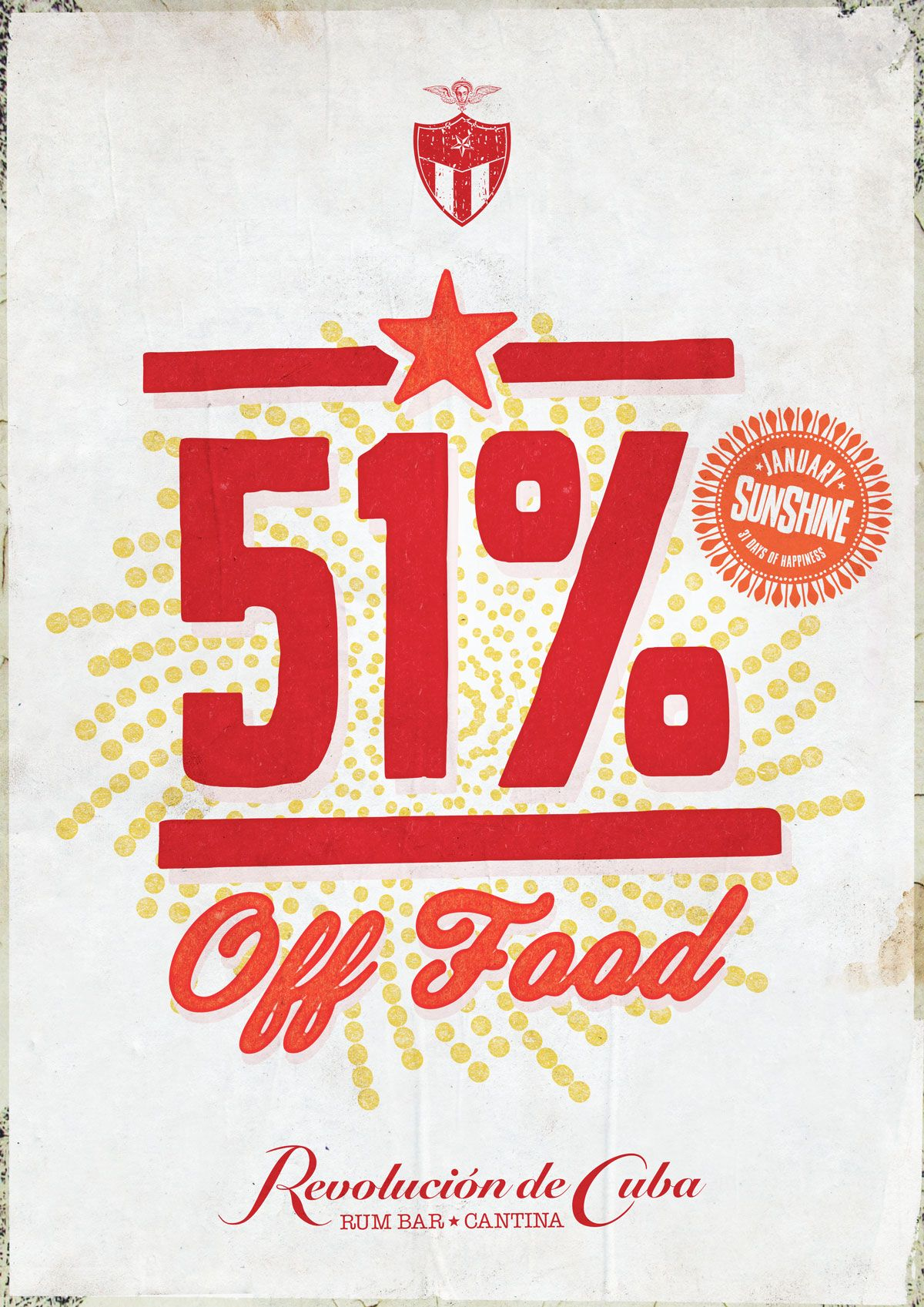 Poster design inspiration - Cuban Style Food Poster Design By Www Thenuagency Com Design Graphicdesign