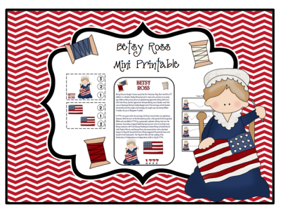 photo regarding Betsy Ross Printable Pictures known as Absolutely free Betsy Ross printables. Exciting for flag routines