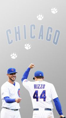 Bryzzo Chicago Cubs Wallpaper Cubs Players Cubs Cards