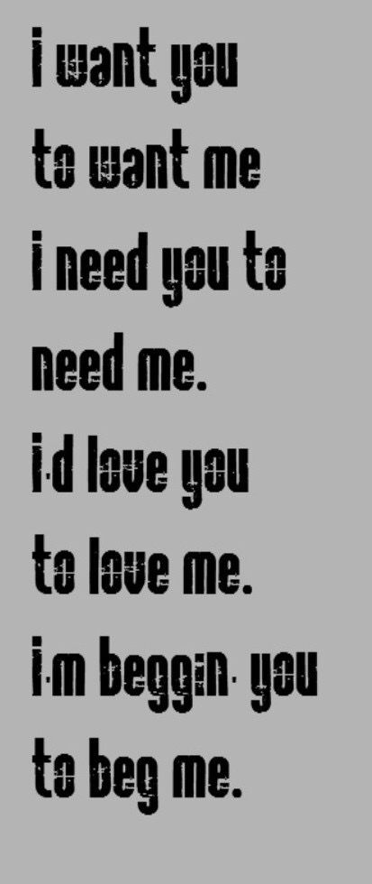 Cheap Trick I Want You To Want Me Great Song Lyrics Music Quotes Lyrics Song Lyric Quotes