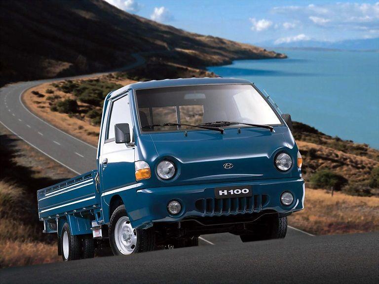 Hyundai H100 Pickup  1996  U2013 2004    With Images