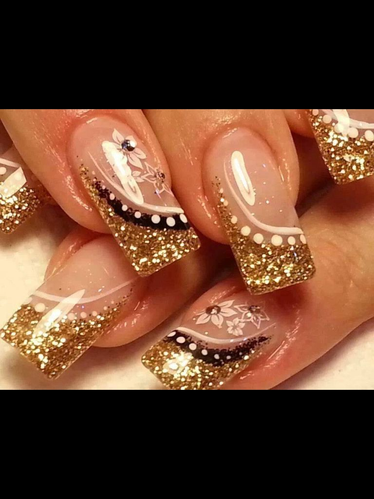 Pin by mes mille et une passions on ongles superbes pinterest