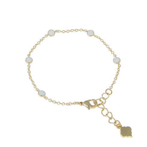 Enamel Tessa Bracelet | Fornash